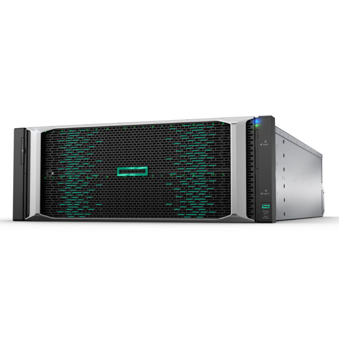 HPE Primera: премьера от Hewlett Packard Enterprise